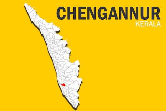 Chengannur is one of the 140 Assembly seats in Kerala.