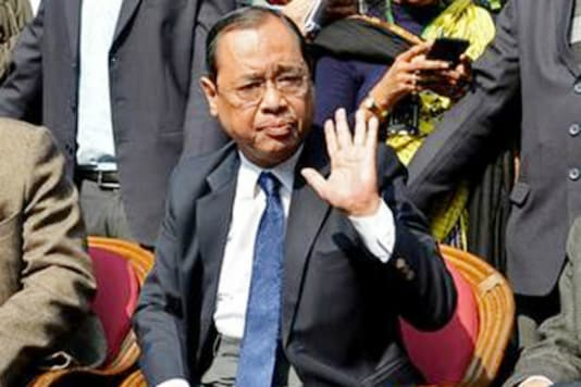 File photo of Justice Ranjan Gogoi.