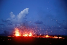 Ash Cloud from Hawaii Volcano Sparks Aviation Red Alert