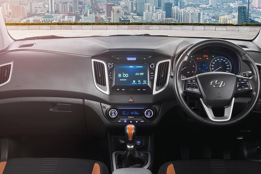 2018 Hyundai Creta SUV Facelift. (Image Hyundai)