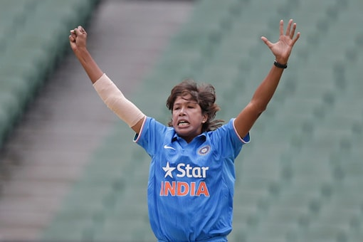 Jhulan Goswami in a disappointing campaign.