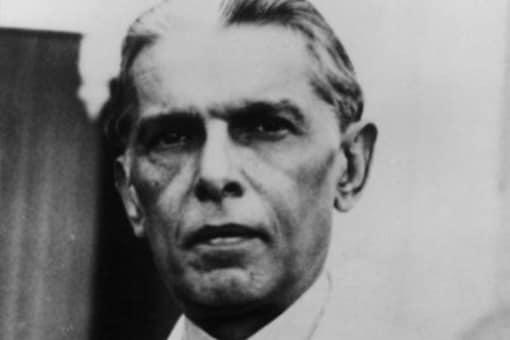 File photo of Muhammad Ali Jinnah.