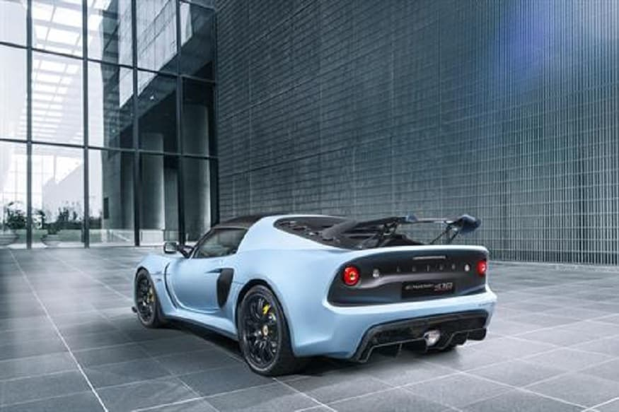 Lotus Exige Sport 410. (Image: AFP Relaxnews)