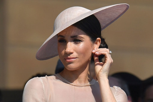File photo of Meghan, the Duchess of Sussex.