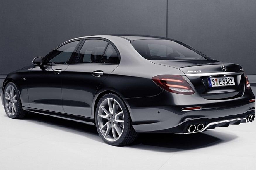 2019 Mercedes-AMG E53 sedan. (Image: AFP Relaxnews)