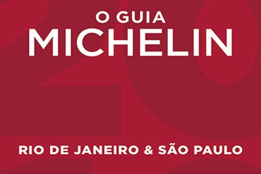 The cover of the 2018 Michelin Guide for Rio De Janeiro and Sao Paulo (Image courtesy: AFP Relaxnews)