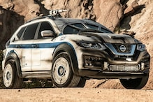 Nissan Debuts Millennium Falcon Spaceship Inspired Rogue for the Solo: A Star Wars Story [Video]