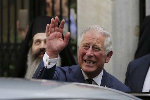(Photo: Prince Charles/ AP)
