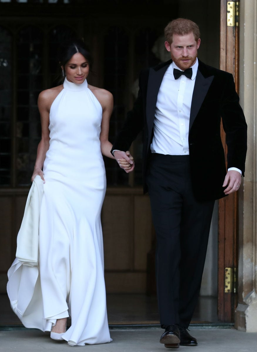 Britain's Prince Harry, Duke of Sussex and Meghan, Duchess of Sussex/ Reuters)