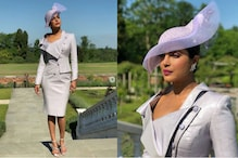 Royal Wedding: Priyanka Chopra is the Epitome of Chic in a Vivienne Westwood Outfit