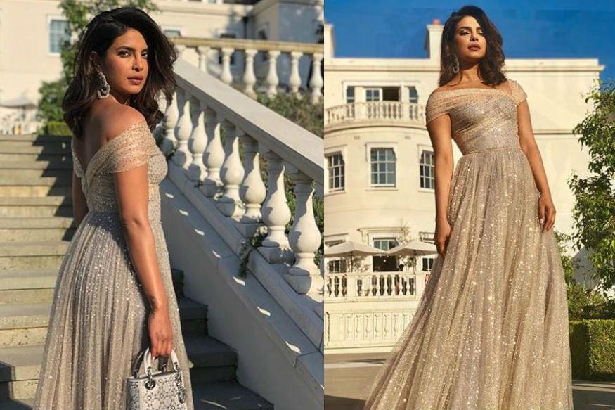 Royal Wedding: Priyanka Chopra Thanks Dior for Making her 'Sparkle'
