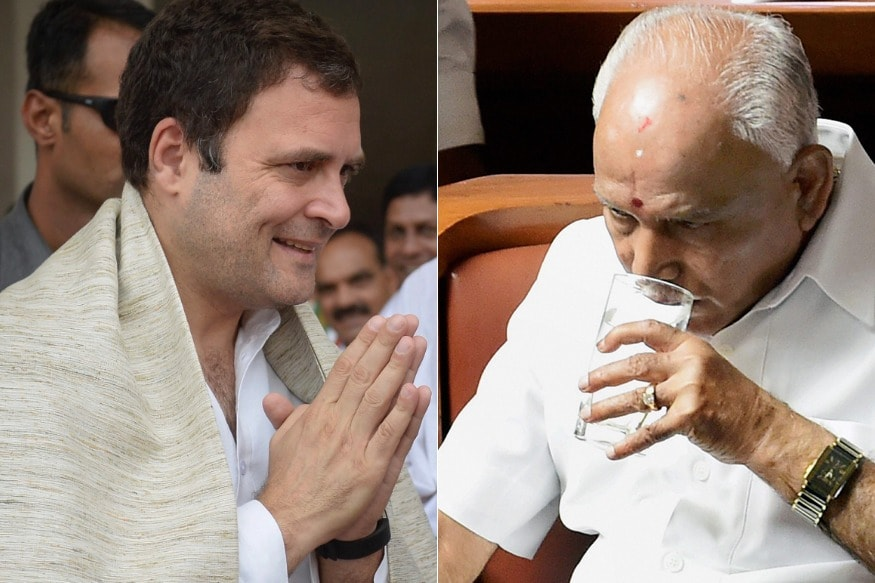 Karnataka Floor Test LIVE: BS Yeddyurappa Quits; Rahul Gandhi Says 'No One Untouchable, Willing to Work With Others'