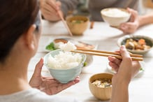 Eating Lots Of Rice May Advance Start Of Menopause