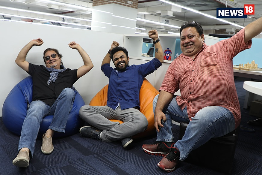 Watch Now | Space Out With Actors Vinay Pathak and Manoj Pahwa