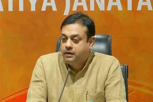 File photo of BJP spokesperson Sambit Patra.