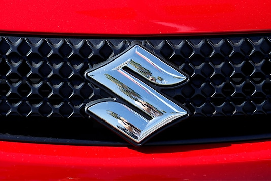Suzuki Logo. (Photo: Reuters)