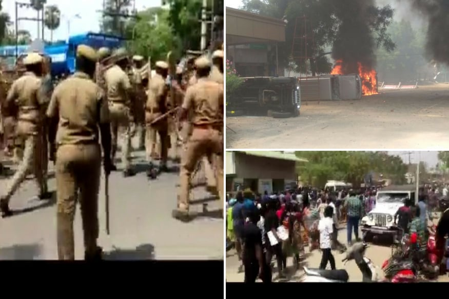 More than 20 killed in multiple firings in Thoothukudi!