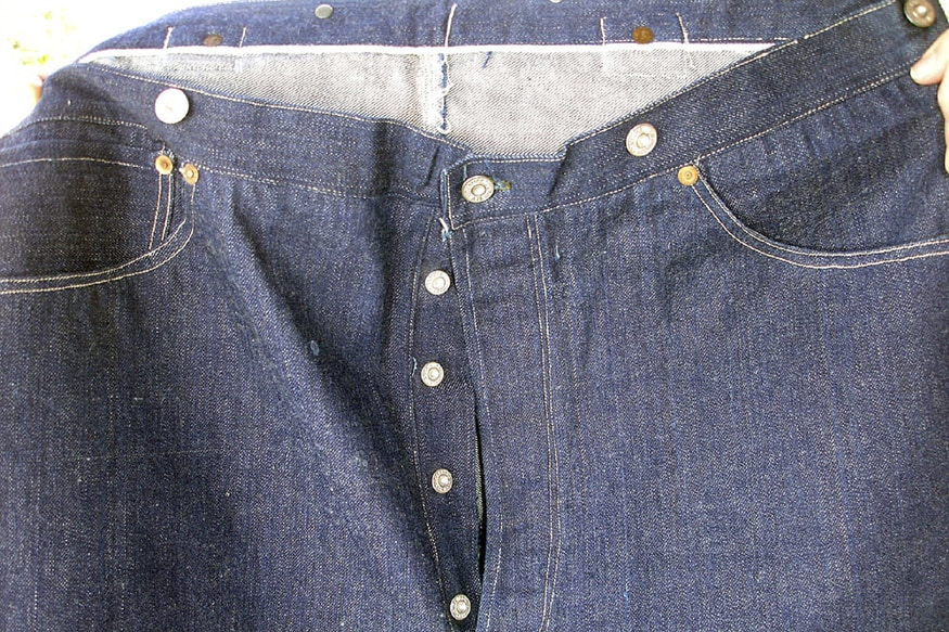 Vintage Denim: 125-year-old Levis Sells for Nearly $100,000