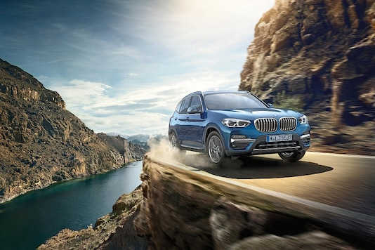 The all-new BMW X3 xDrive30i Luxury Line. (Image: BMW)