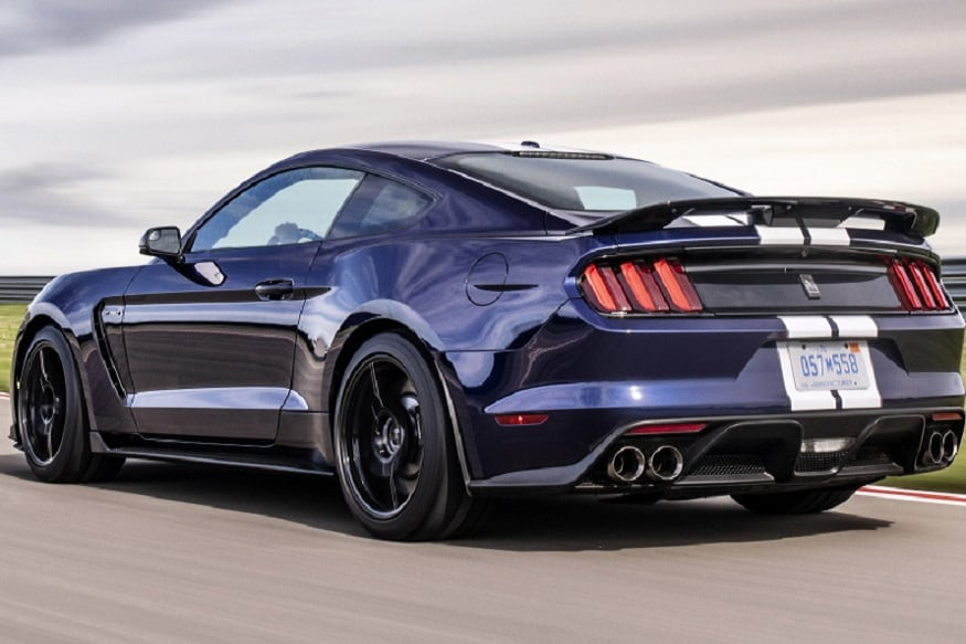 2019 Ford Shelby Mustang GT350. (Image: AFP Relaxnews)