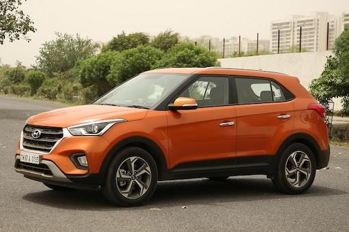 2018 Hyundai Creta SUV Facelift. (Image: Siddharth Safaya/News18.com)