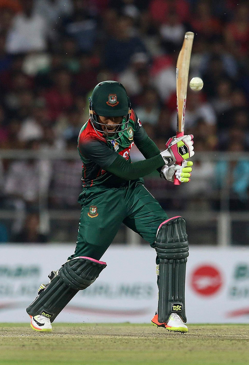 Afghanistan Win Thriller To Sweep T20 Series Against Bangladesh