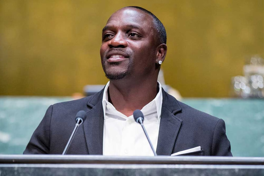 Image result for images of Akon Reveals He's Building His Own City In Senegal, To Be Ready In 10 Years Time