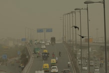 Delhi's Air Quality 'Severe' Due to Dust Storm in Western India