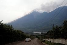 25 Killed, Hundreds Injured as Guatemala's Fuego Volcano Erupts