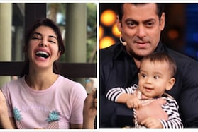 Jacqueline Fernandez's Picture With Salman Khan's Nephew Ahil In Disneyland Is Too Cute To Miss