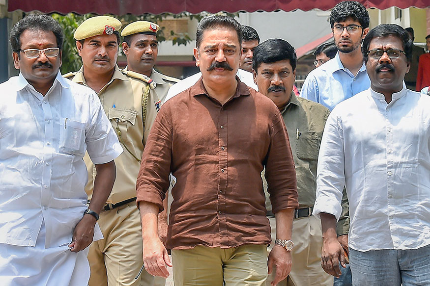 Kamal Haasan Withdraws from Poll Race, Says Will Work Towards Success of His