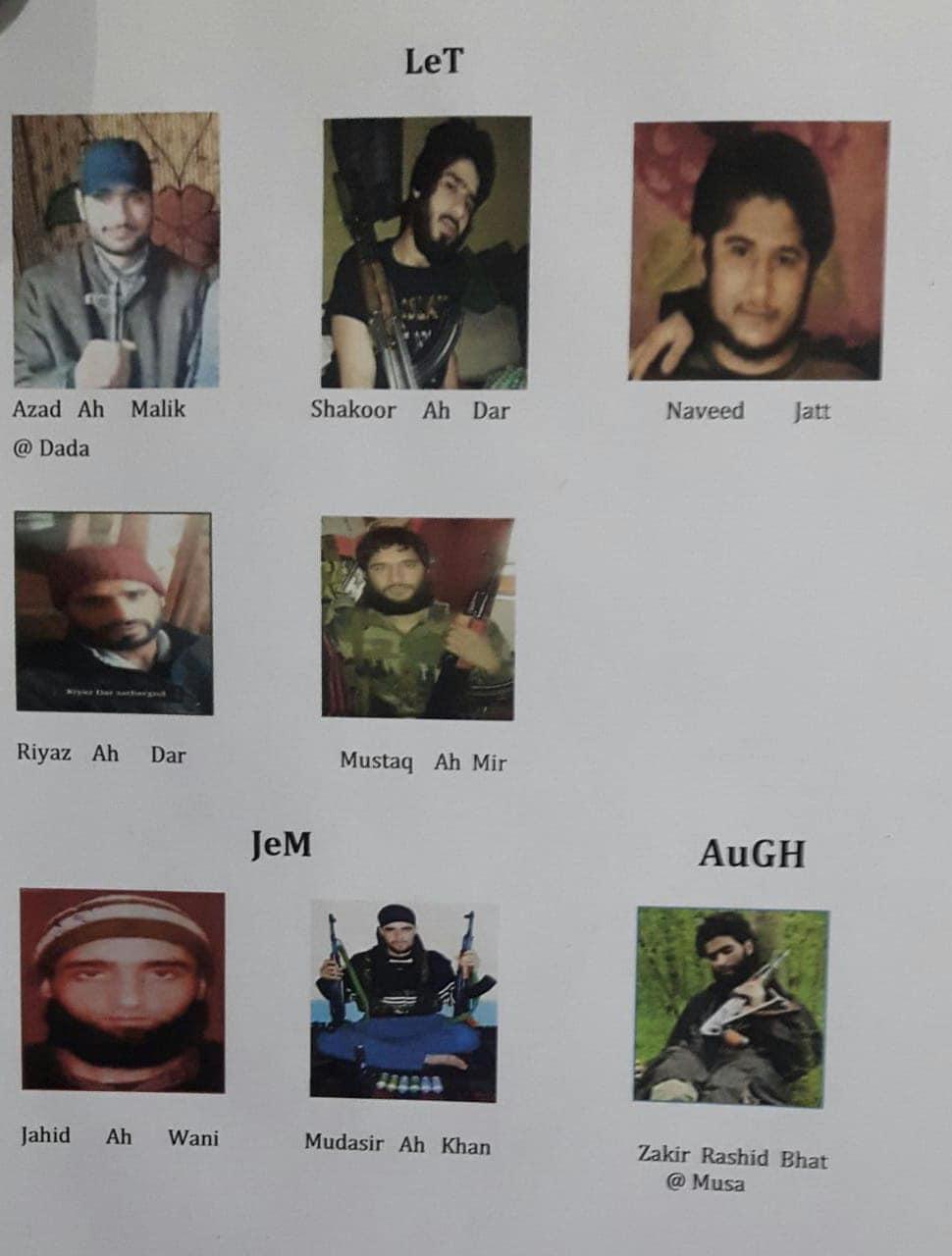 Kashmir Militants 2