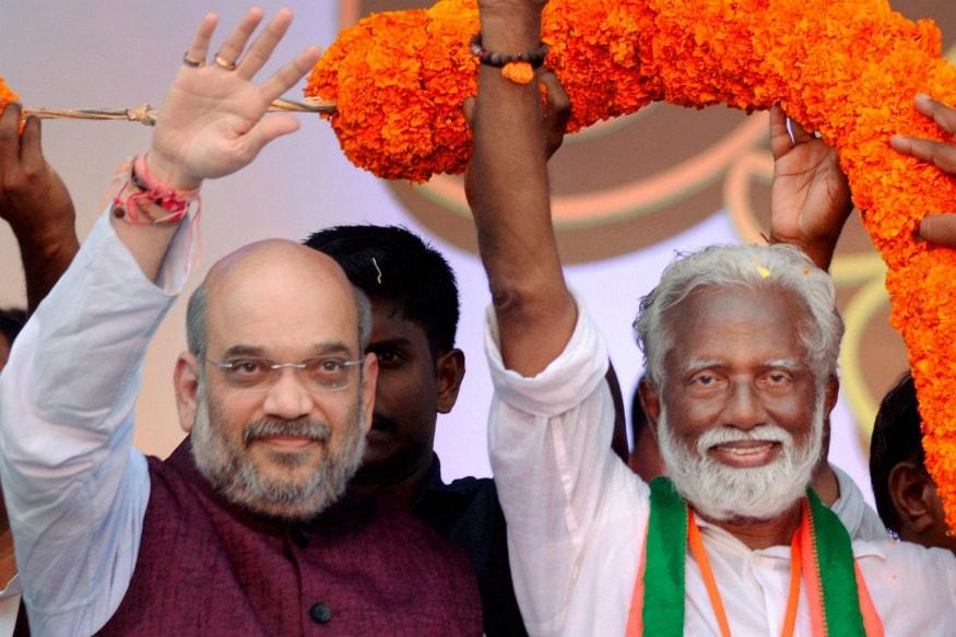 Kerala BJP Remains Headless as RSS Plays Hardball, Leaders Cry Foul Over Kummanams