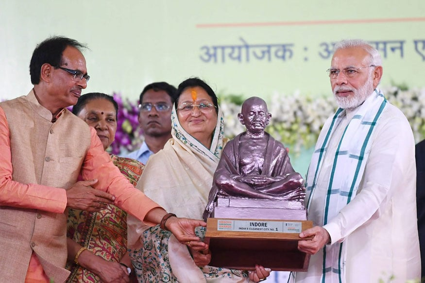 Traffic Jams, Filth and Leaking Sewages Were Urban Face of Congress Rule: PM Modi
