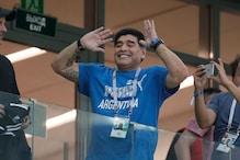 Diego Maradona Apologises over Colombia-England Referee Slur