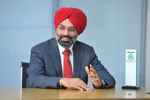 Gurpratap Boparai - Managing Director Skoda Auto India. (Image: Skoda)