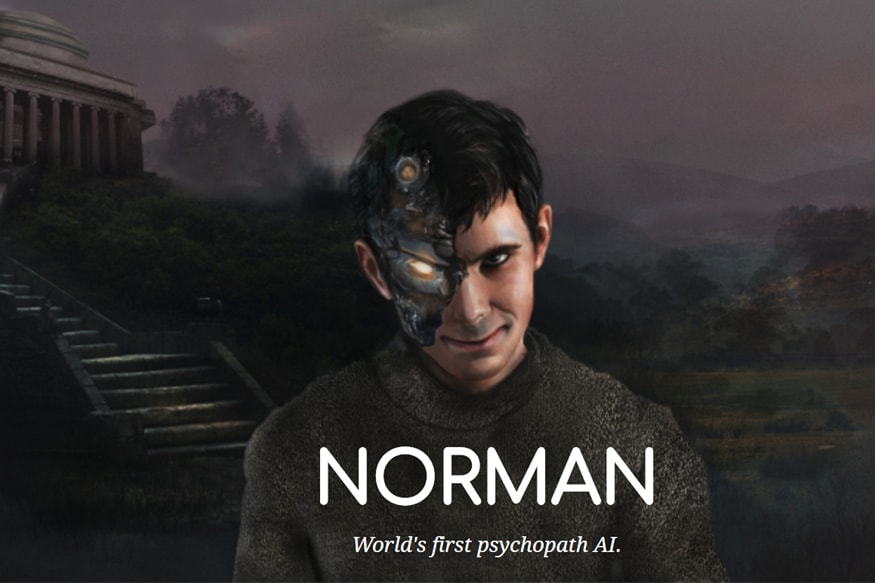 Norman: World's First 'Psychopath AI' That Sees Dead People