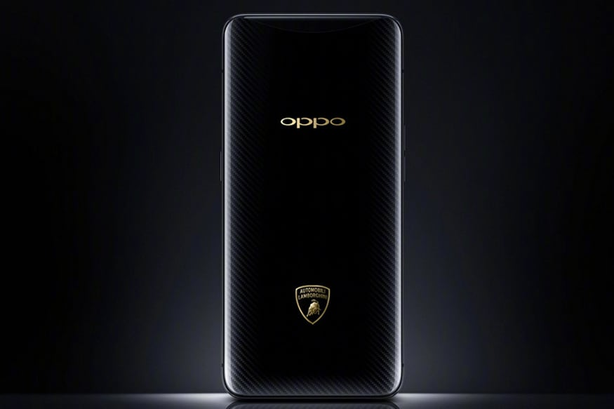 oppo find x lamborghini edition launched with the fastest. Black Bedroom Furniture Sets. Home Design Ideas