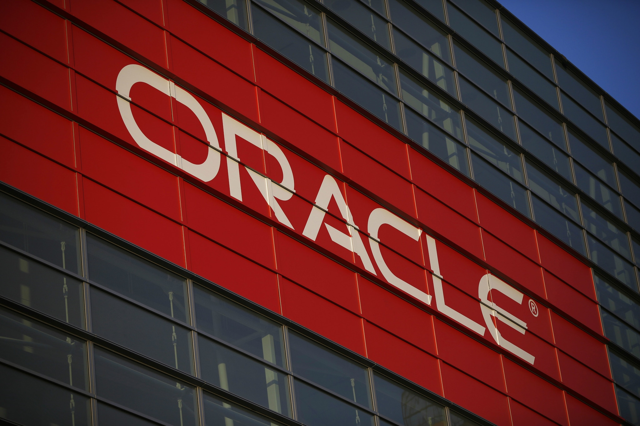 Oracle Losing Out in The Cloud market