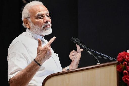 File Photo of Prime Minister Narendra Modi (Image: PTI)