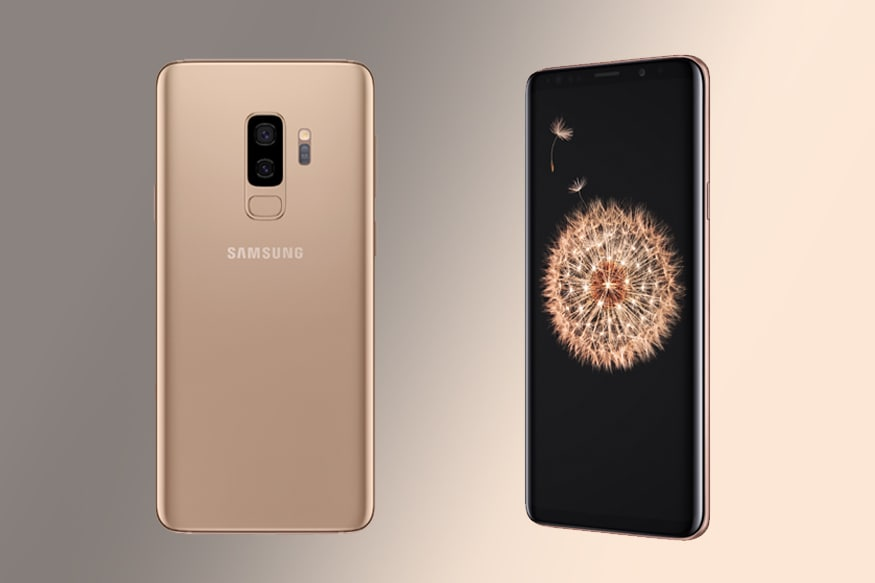 Samsung Galaxy S9+ Sunrise Gold Edition Goes on Sale: Price, Specifications And More