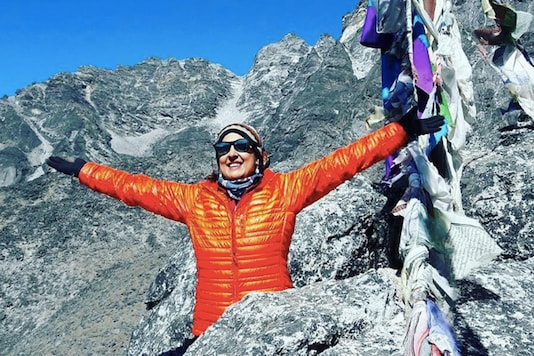 At 53, Sangeeta Bahl recently became the oldest woman to climb Mt Everest.