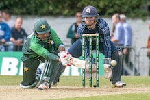 Shadab, Sarfraz Star as Pakistan Thrash Scotland