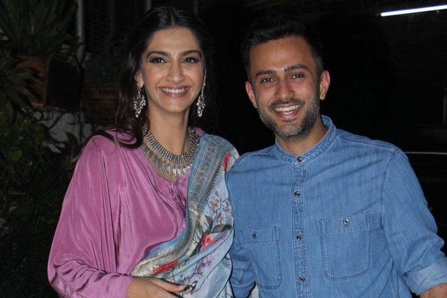 This is Who Sonam Kapoor Husband Anand Ahuja Thinks is the Most Stylish Person in Bollywood