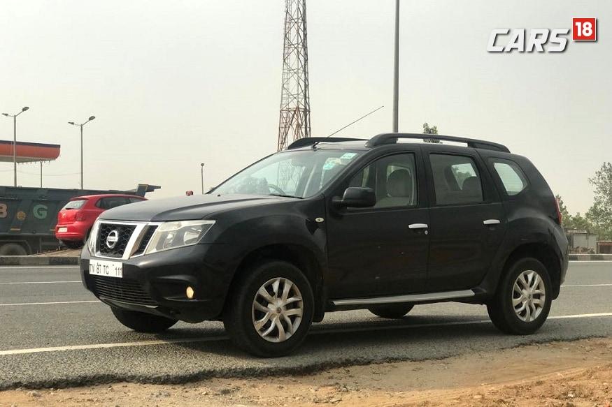 Nissan Terrano at NH8. (Image: Ayushmann Chawla/News18.com)