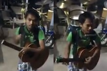 Social Media is Going Gaga Over This Musician Who Plays Drums, Guitar and Sings At the Same Time