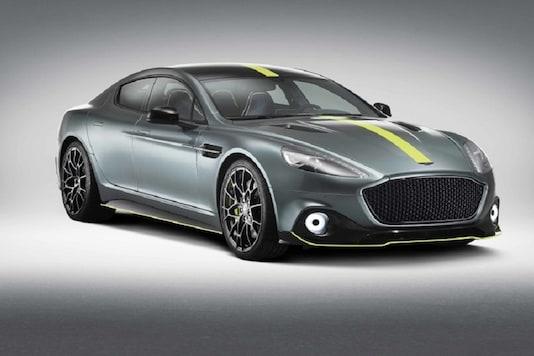 Aston Martin Rapide AMR. (Image: AFP Relaxnews)