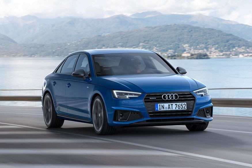 2019 Audi A4, photo for representative purpose only. (Image: AFP Relaxnews)