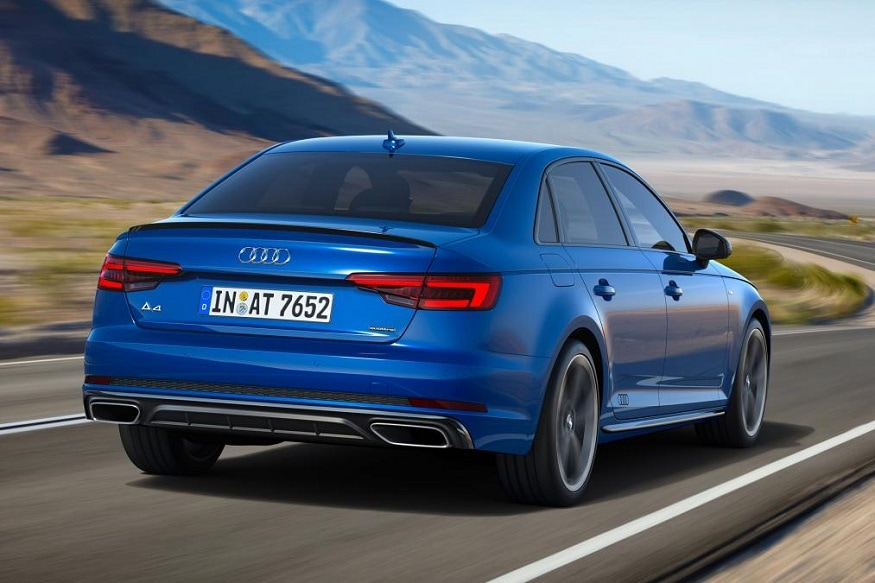 2019 Audi A4. (Image: AFP Relaxnews)