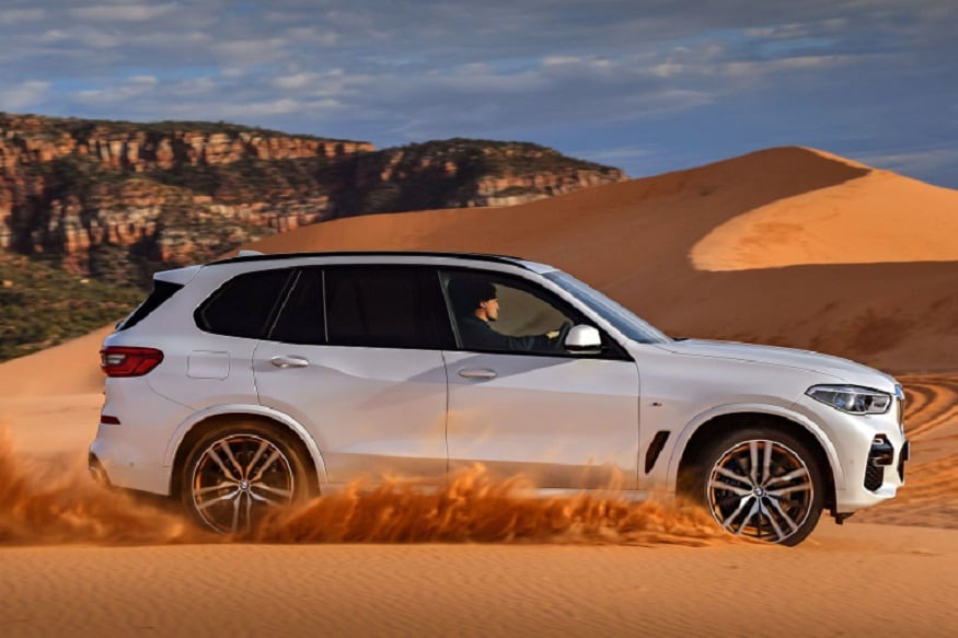 Fourth-generation 2019 BMW X5. (Image: AFP Relaxnews)